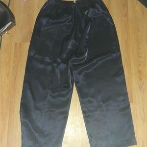 Pants - Silky lounge pants